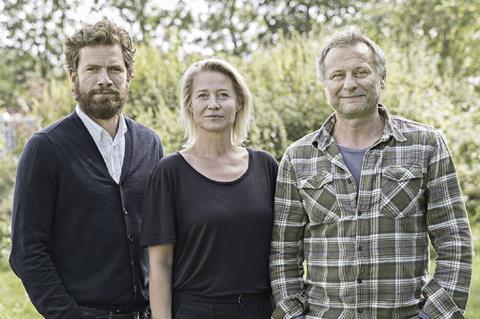 Nikolaj Lie Kaas Trine Dyrholm Michael Nyqvist
