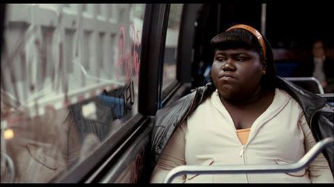 Gabourey 'Gabby' Sidibe in Precious : Based On The Novel Push By Sapphire from director Lee Daniels
