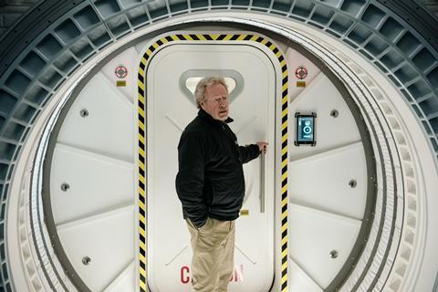 Ridley Scott The Martian