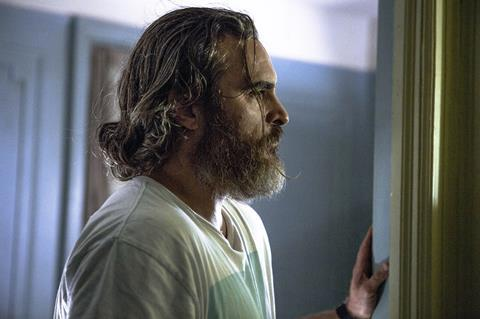 You were never really here still 2