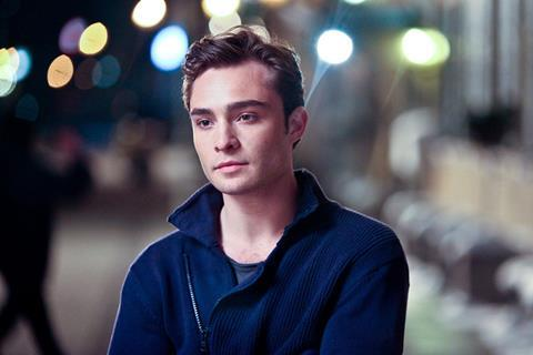 Ed westwick in chalet girl momentum pictures