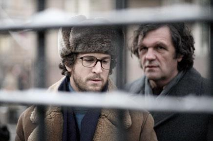 Guillame Canet and Emir Kusturica star in Christian Carrion's L'Affaire Farewell