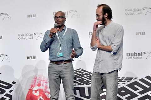 Willy rollé and mohamed ismail louati