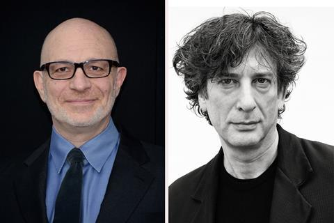 neil gaiman akiva goldsman fremantle media
