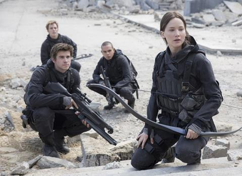 The Hunger Games Mockingjay Part 2 b