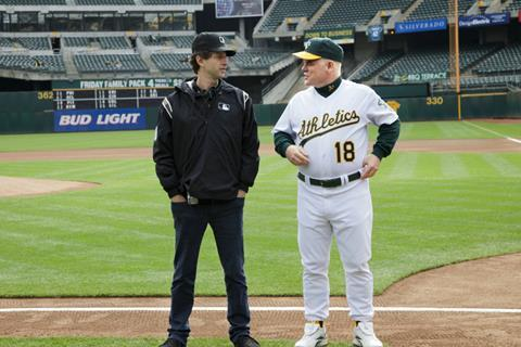 bennet miller moneyball sony pictures releasing