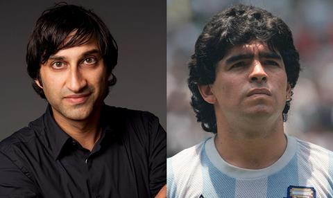 Asif Kapadia Maradona