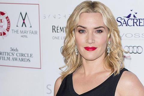 Kate winslet london critics' circle film awards