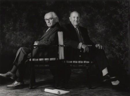 Emeric Pressburger and Michael Powell