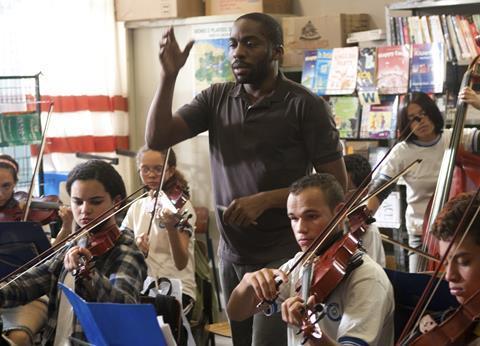The Violin Teacher (Heliopolis)