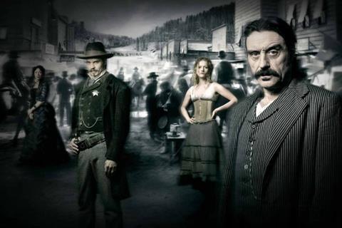 Deadwood HBO
