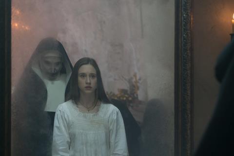 The Nun Review Reviews Screen