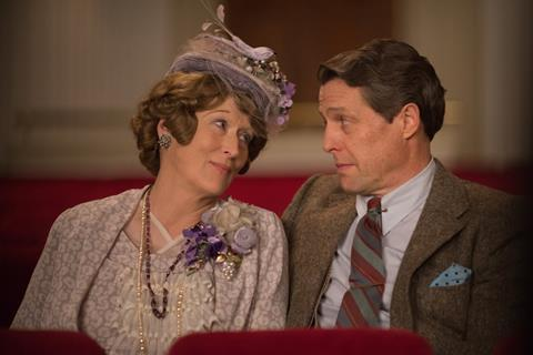 Florence foster jenkins pathe