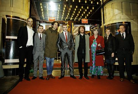 Under the Skin cast and crew at GFF