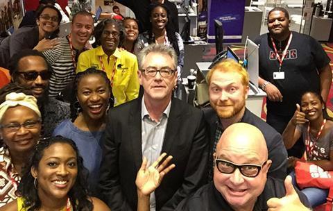 TIFF Jamaican film delegation