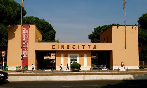 Cinecitta studios
