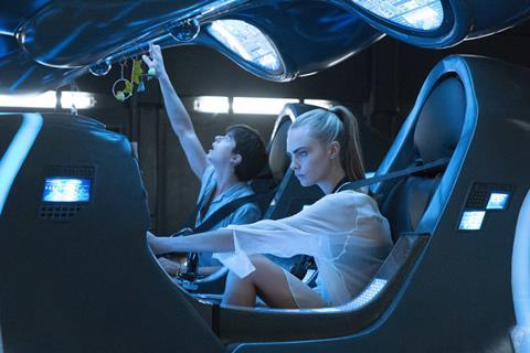 Valerian and the city of a thousand planets europacorp