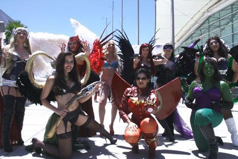 cosplay universe c kew media