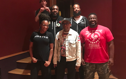 Spike Lee at Questlove Pandora podcast