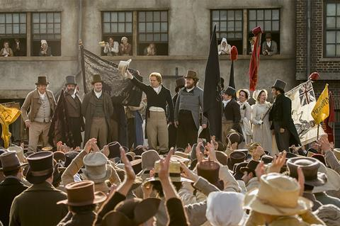 Peterloo cornerstone films