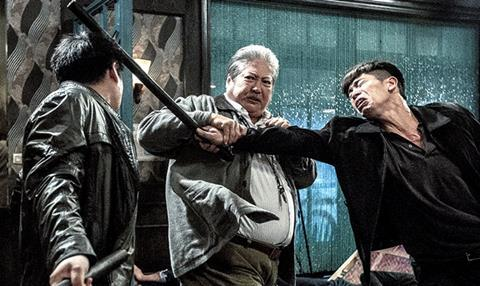 Sammo Hung The Bodyguard