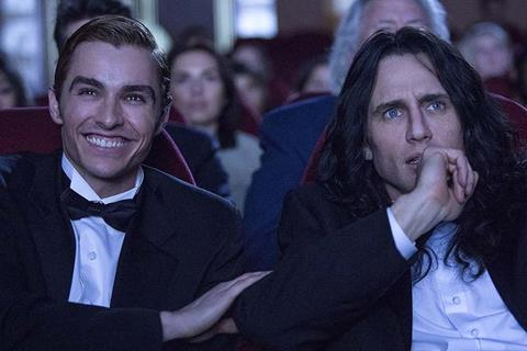 Disaster artist update