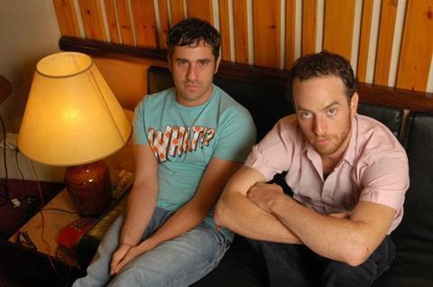 Tomer and Barak Heymann