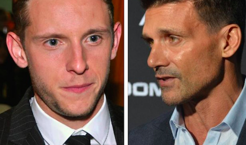 Jamie Bell, Frank Grillo