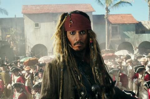 Pirates Of The Caribbean Dead Men Tell No Tales Disney