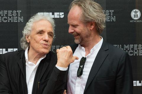 Abel Ferrara and Philip Groning