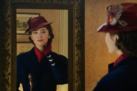 Mary Poppins Returns Disney