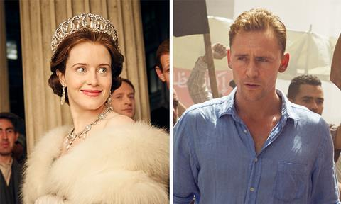 The Crown the night manager