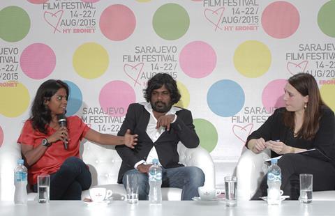 Dheepan stars at Sarajevo Film Festival