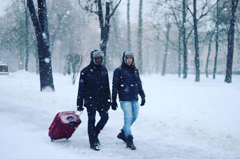 Frozen In Russia