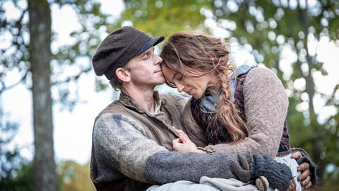 The Emigrants_starring Lisa Carlehed and Gustaf Skarsgard_Photo Credit Baldur Bragason