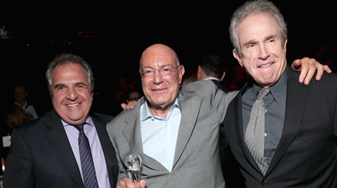 Jim Gianopulos, Arnon Milchan, Warren Beatty