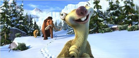 Ice Age 4 Continental Divide