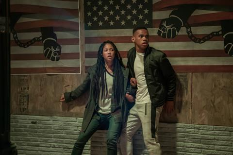 The First Purge Universal Pictures International