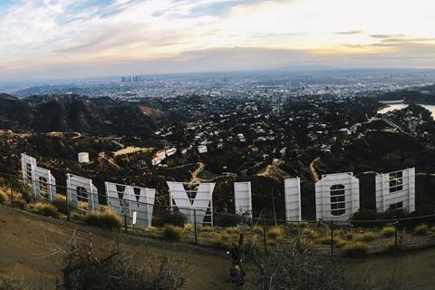 Hollywood sign pixabay