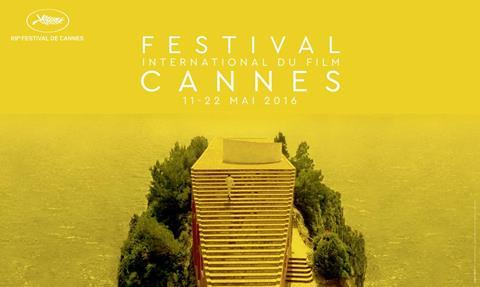 Cannes poster 2016