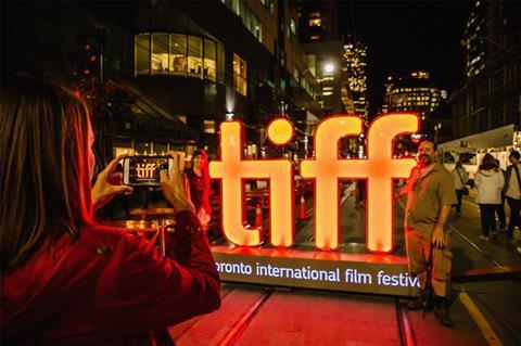 Toronto TIFF generic Connie Tsang
