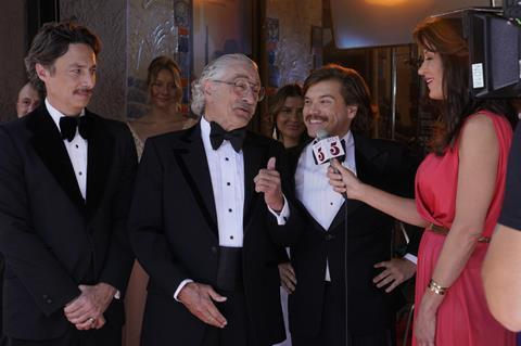 Robert De Niro Action Comedy The Comeback Trail Big Seller For Storyboard Media Exclusive News Screen