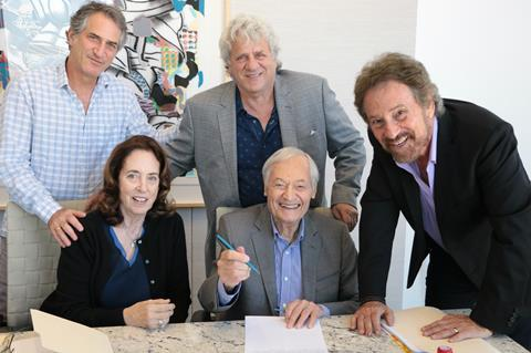Shout! Factory and Roger Coman