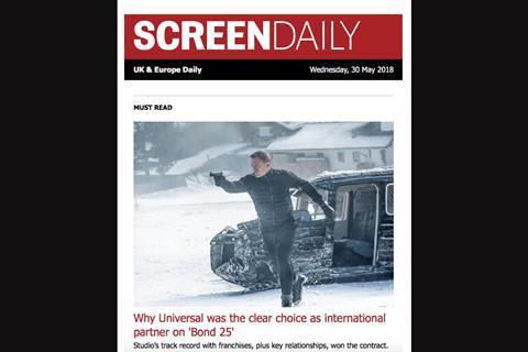 screendialy newsletter 2