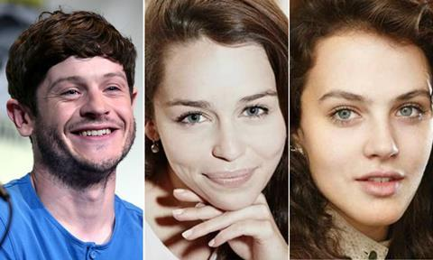 Stars of Tomorrow - Iwan Rheon, Emilia Clarke, Jessica Brown-Findlay