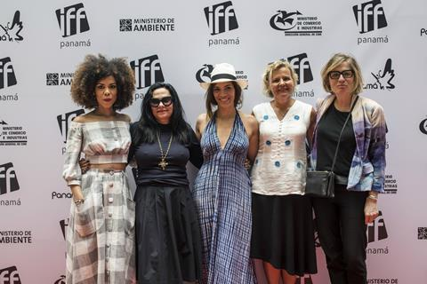 Iff Panama 'Women's role in a global world' panel