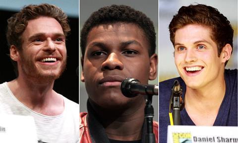 Stars of Tomorrow - Richard Madden, John Boyega, Richard Sharmen
