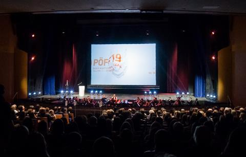 Tallinn Black Nights Film Festival 2015 opening