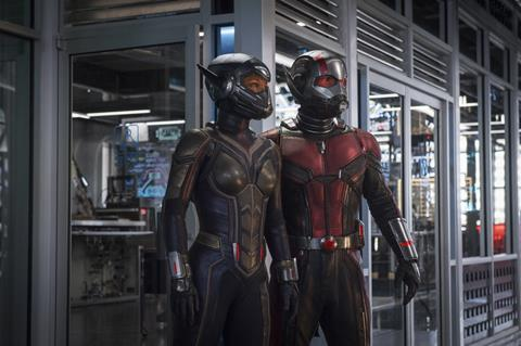 Ant Man And The Wasp Disney 2