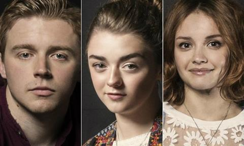 Jack Lowden, Maisie Williams, Olivia Cooke